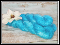 Bild von Silky Bloom Silky Bloom Türkis